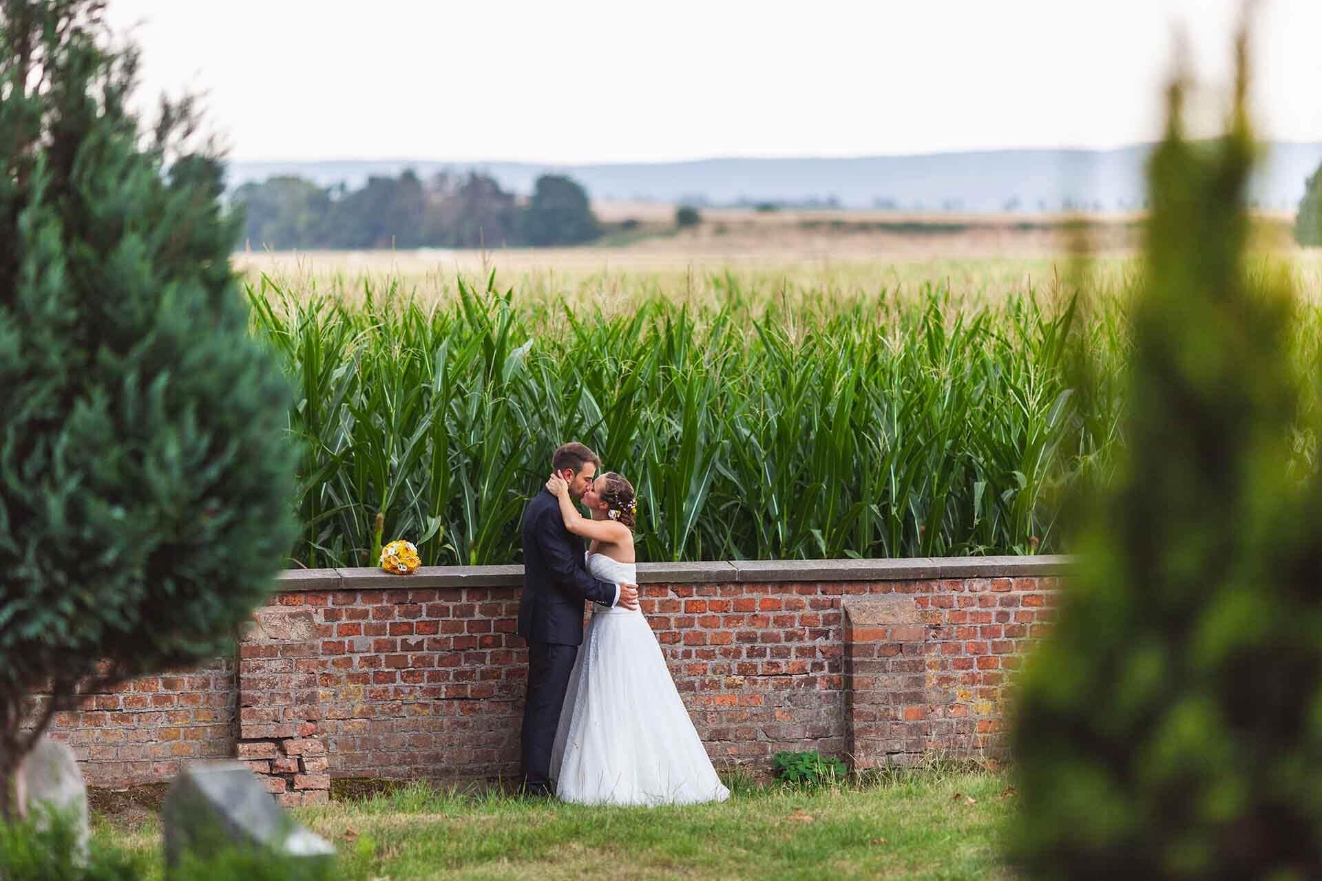Brautpaarshooting Hochzeitsfotograf Hannover Seelze