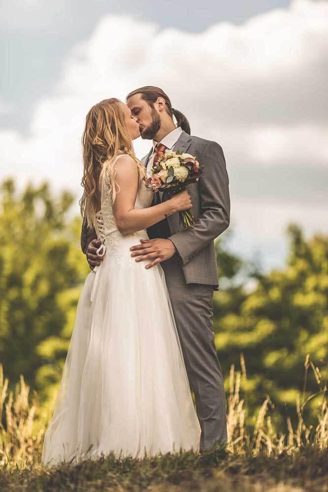 Brautpaarshooting in Wunstorf Hochzeitsfotograf Hannover Seelze